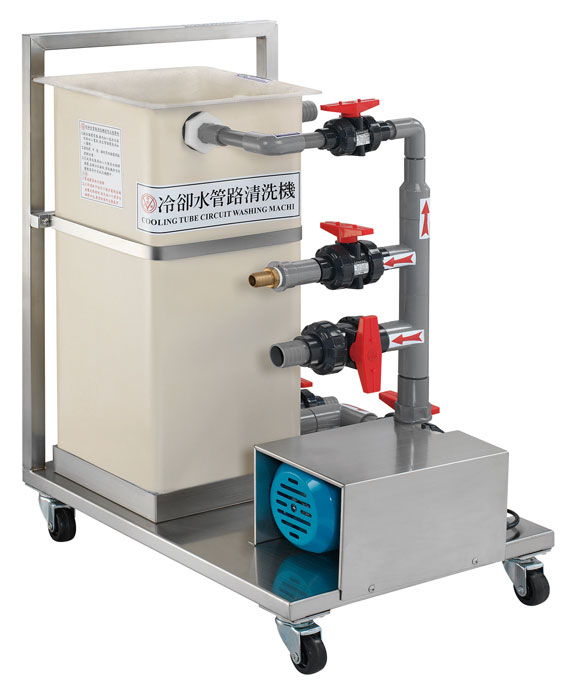 Tube Cleaner Machines